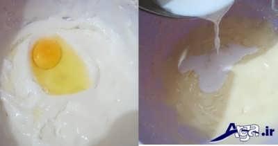طرز تهیه کوکی به صورت مرحله به مرحله