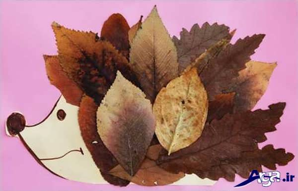 Crafts with leaves (20)