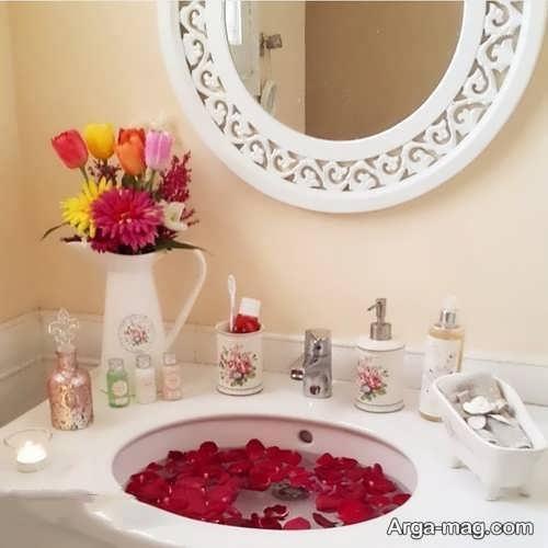 انواع دیزاین سرویس بهداشتی عروس