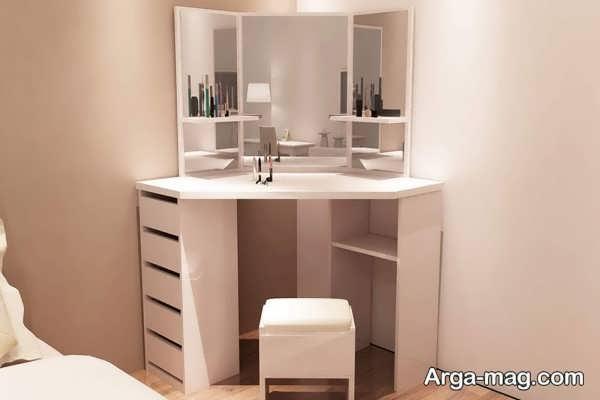 تصاویری از مدل میز توالت