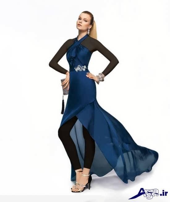 لباس مجلسی زنانه اروپایی