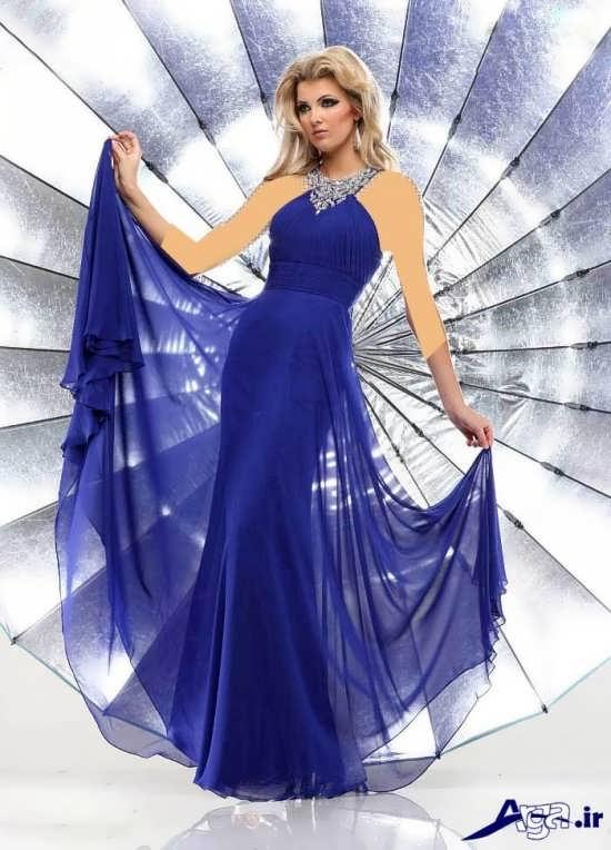 مدل لباس مجلسی اروپایی زیبا و شیک