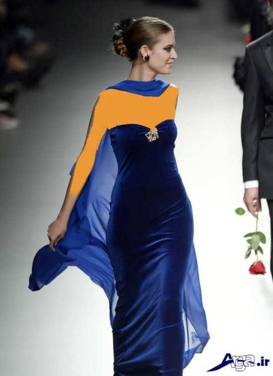 انواع مدل های شیک و زیبا لباس مجلسی