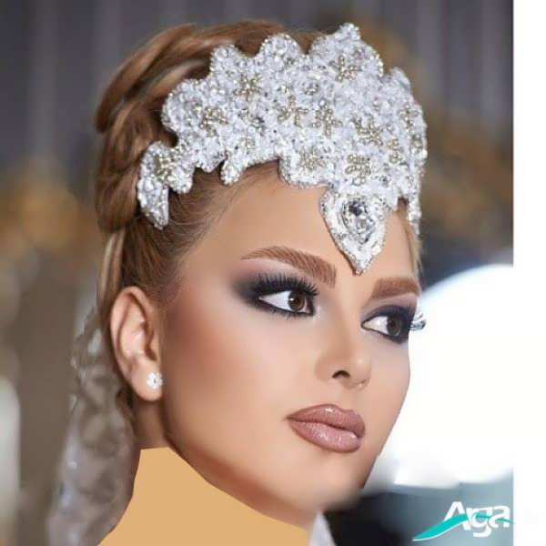 آرایش عروس اروپایی 2016
