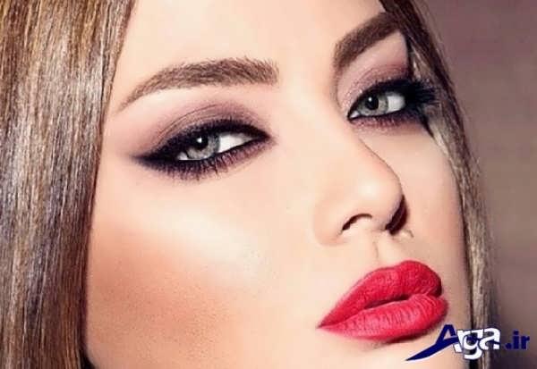 مدل ابرو برای عروس ایرانی