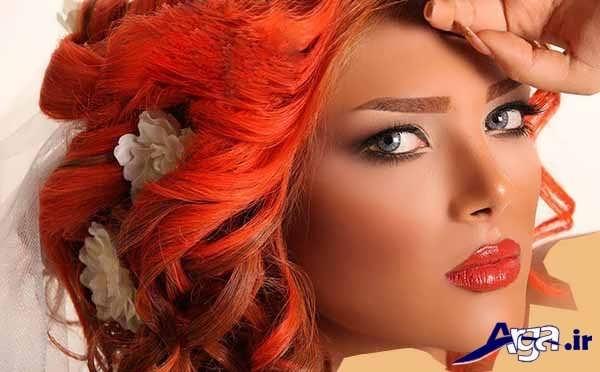 مدل ابرو عروس