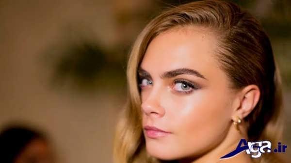 مدل های جدید و پهن ابرو دخترانه