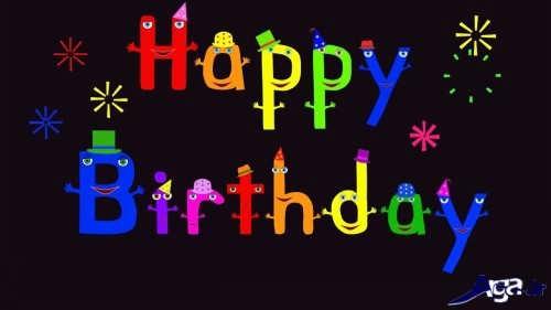 کارت تولدت مبارک