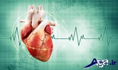 علت تپش قلب