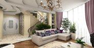 دیزاین داخلی منزل