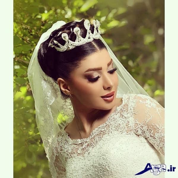 آرایش لایت عروس ایرانی 2016