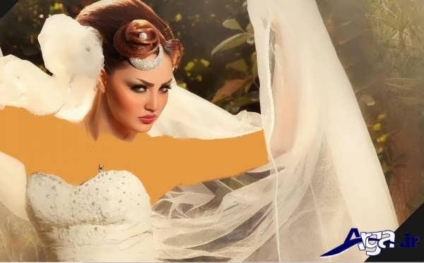 آرایش عروس ایرانی 2016