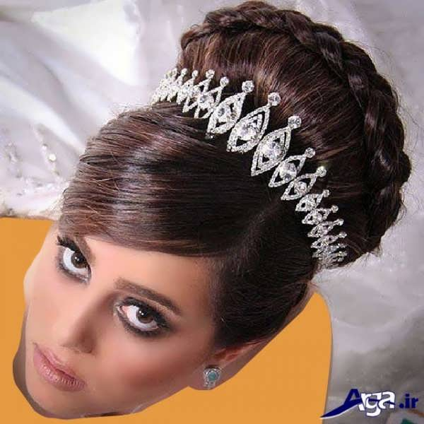 آرایش عروس ایرانی جدید