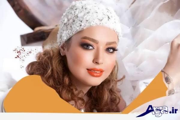 آرایش لایت عروس ایرانی