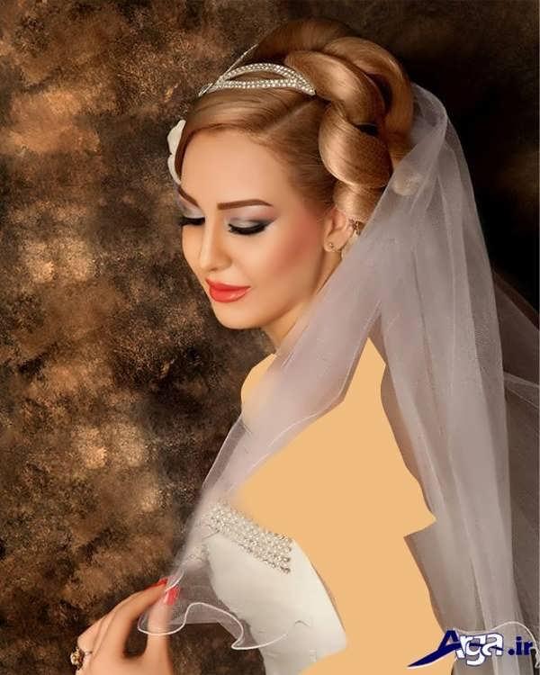 آرایش موی عروس به سبک ایرانی