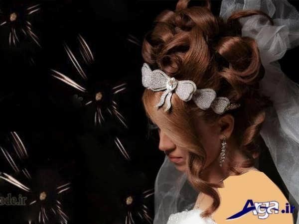 مدل موی عروس همراه با متد های روز و جدید