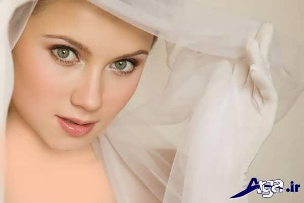 آرایش لایت عروس با مدل های زیبا و شیک