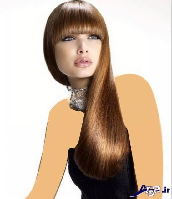 مدل موی عروسکی 2016