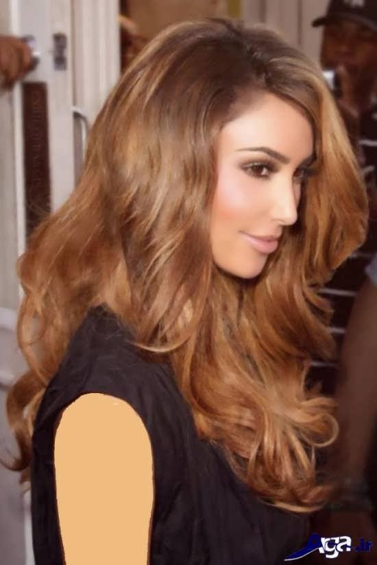 انواع مدل مو دخترانه شیک