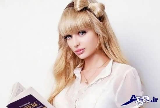 مدل موی عروسکی جدید و زیبا