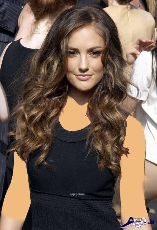 مدل مو بلند دخترانه به همراه متد های روز