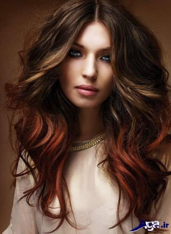 مدل کوتاهی مو بلند دخترانه