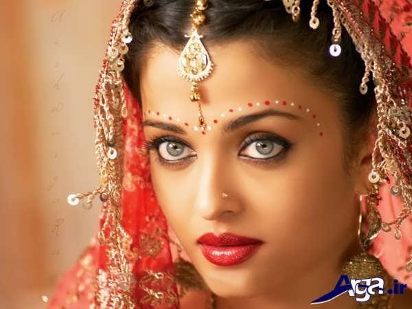 مدل آرای هندی زیبا و شیک