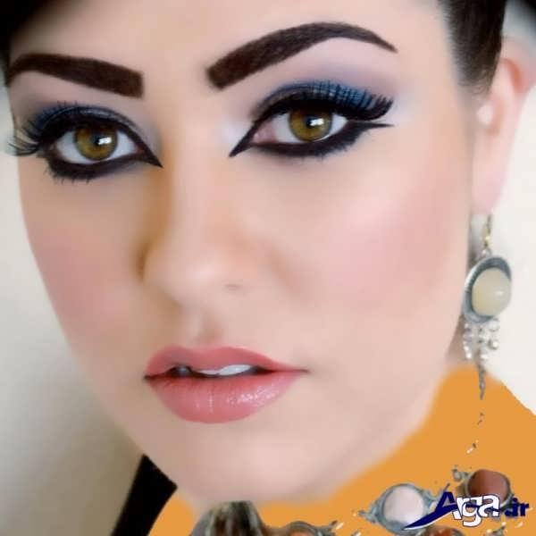 مدل میکاپ هندی زیبا و جدید
