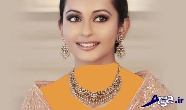 انواع مدل های آرایش هندی