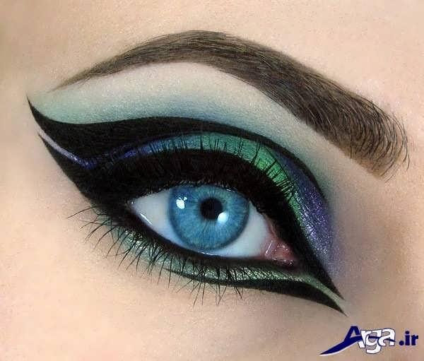 مدل خط چشم زنانه