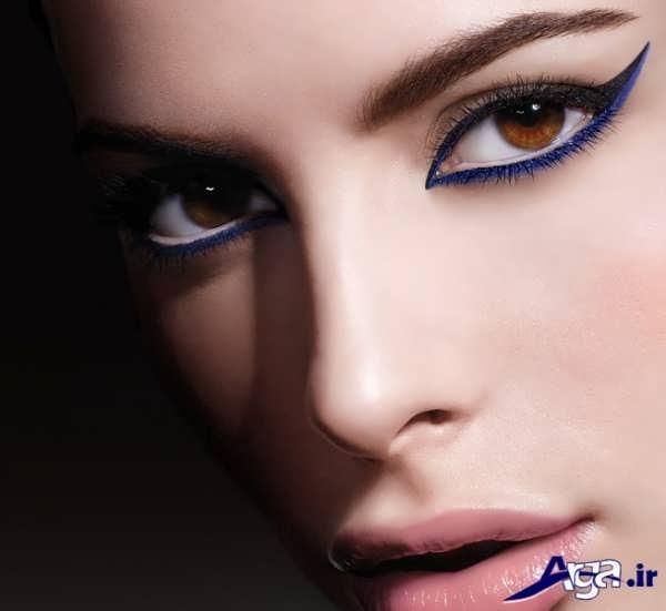 انواع مدل خط چشم زنانه و دخترانه