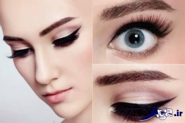 انواع مدل های خط چشم