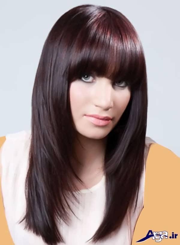 مدل مو و رنگ موی دخترانه