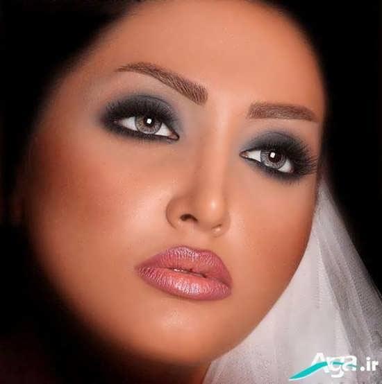 مدل ابرو برای عروس