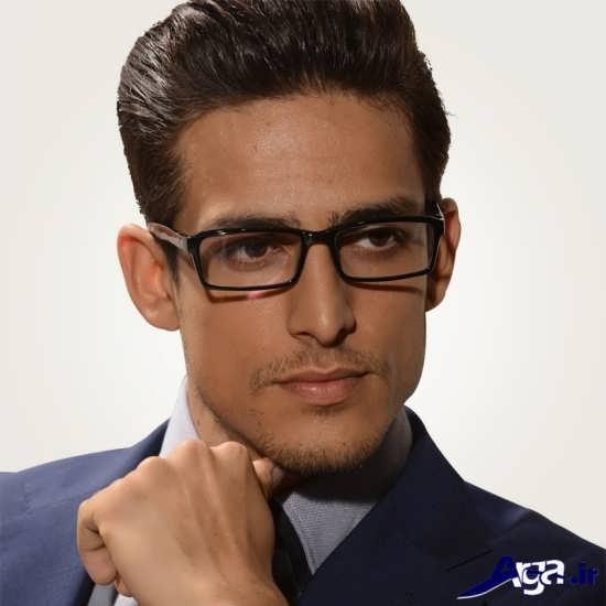 انواع مدل های عینک طبی