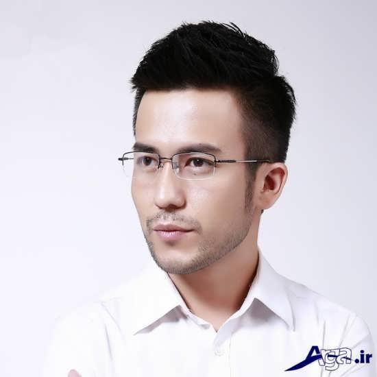 مدل عینک طبی زیبا و ساده