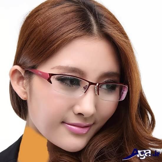 جدیدترین مدل عینک طبی زنانه