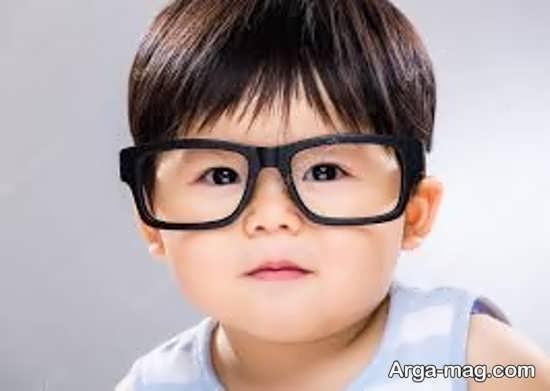 مدل عینک طبی برای کودک