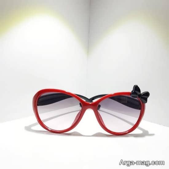 مدل عینک طبی گربه ای