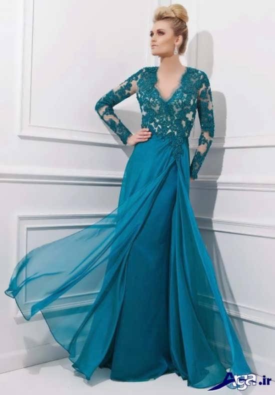 مدل لباس نامزدی پوشیده 2016