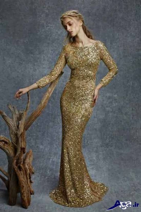 مدل های شیک و جذاب لباس نامزدی 2016