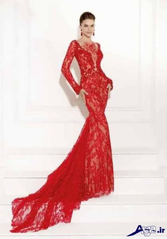 مدل لبا نامزدی پوشیده 2016 با طراحی زیبا و شیک