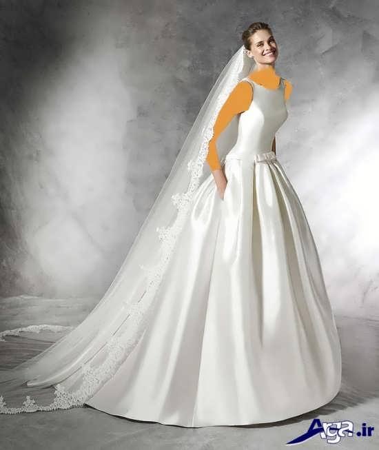 لباس عروس با مدل های ایده آل و متفاوت