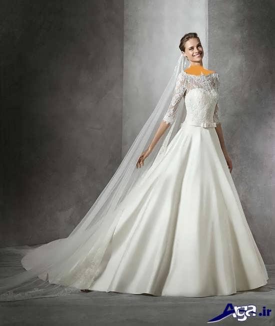 انواع مدل های لباس عروس 2016