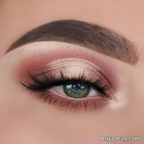 سایه چشم زیبا و خاص