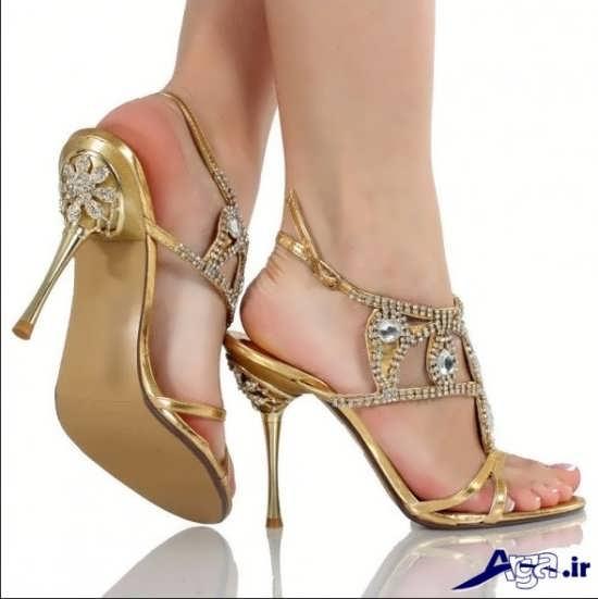 انواع مدل کفش عروس 2016