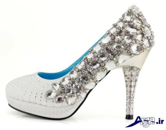 مدل کفش عروس جدید شیک