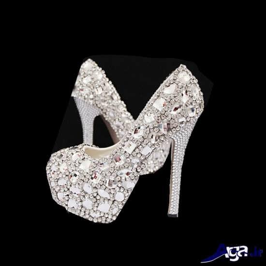 انواع مدل های کفش عروس