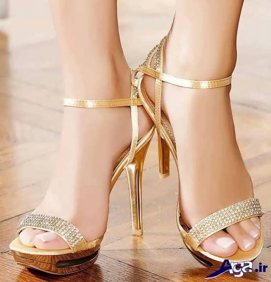 مدل کفش عروس ویژه تابستان