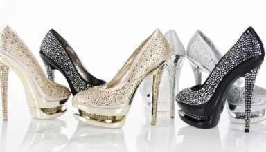 مدل کفش عروس جدید